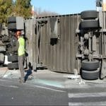 Georgia Trucking Accidents: Jackknifing and Rollovers