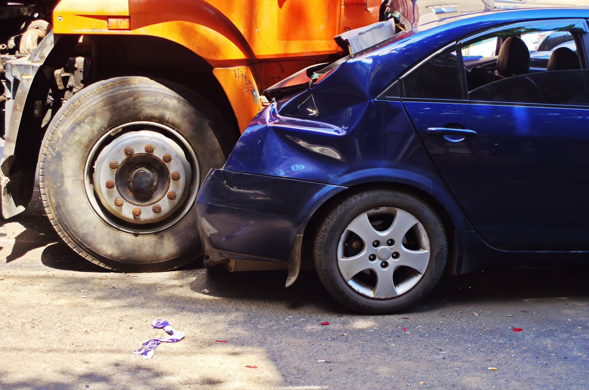 Have questions about your accident? Injured due to an irresponsible motorist? Contact us today to speak with a qualified personal injury attorney!