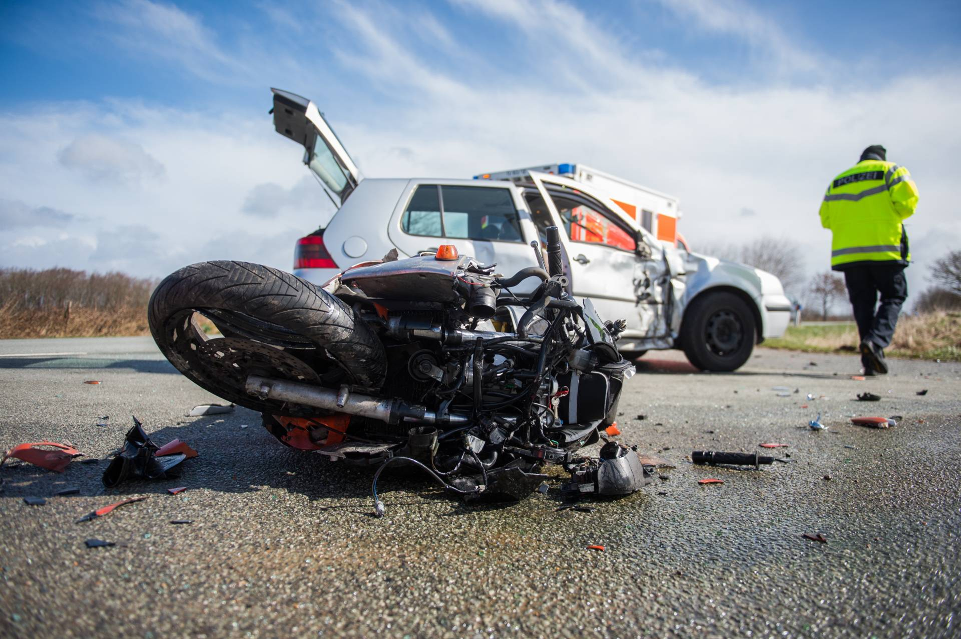 Need an Atlanta Motorcycle Accident Lawyer to go up against the insurance companies. Contact us today!