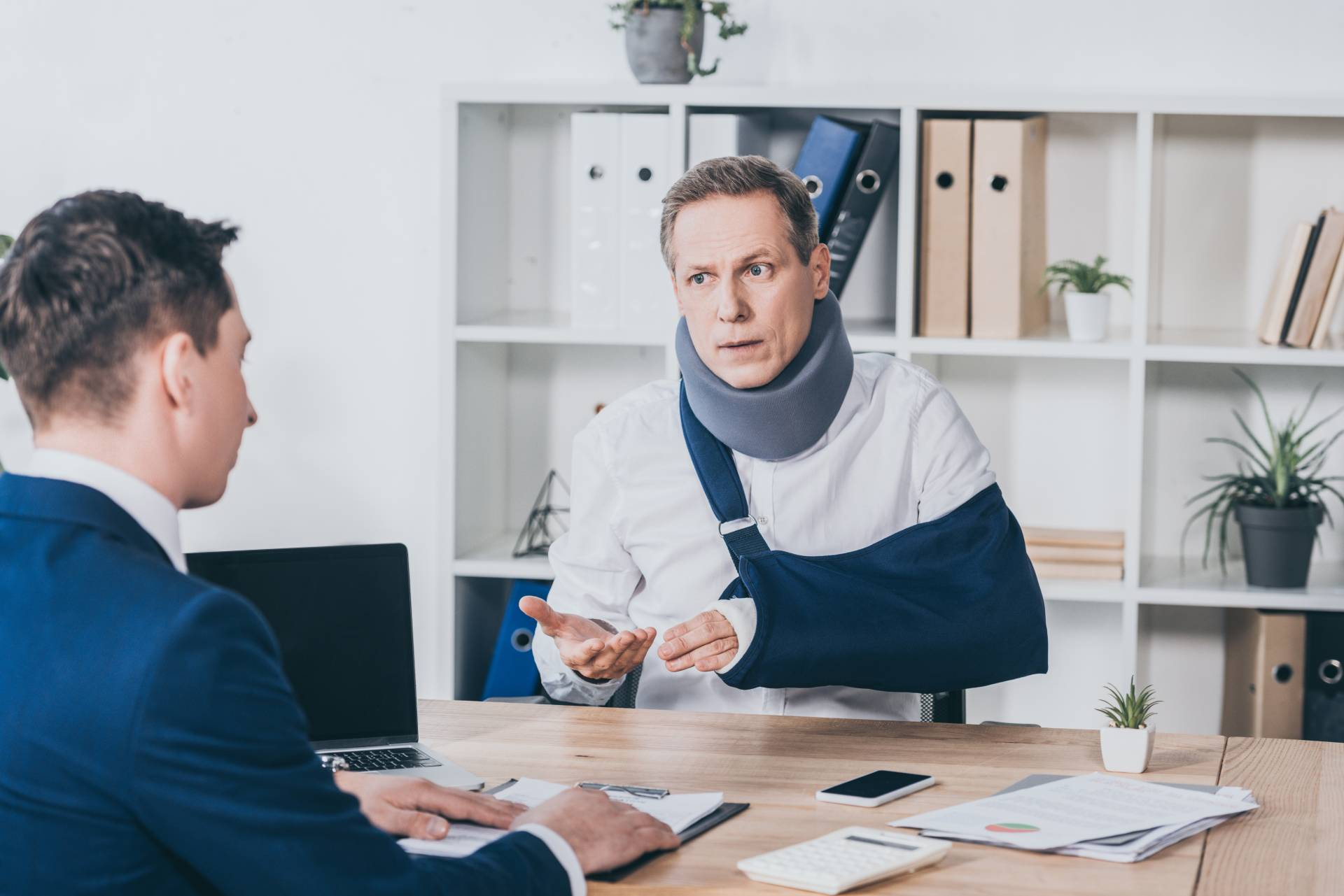 Our lawyers at the angell law firm care about your recovery.