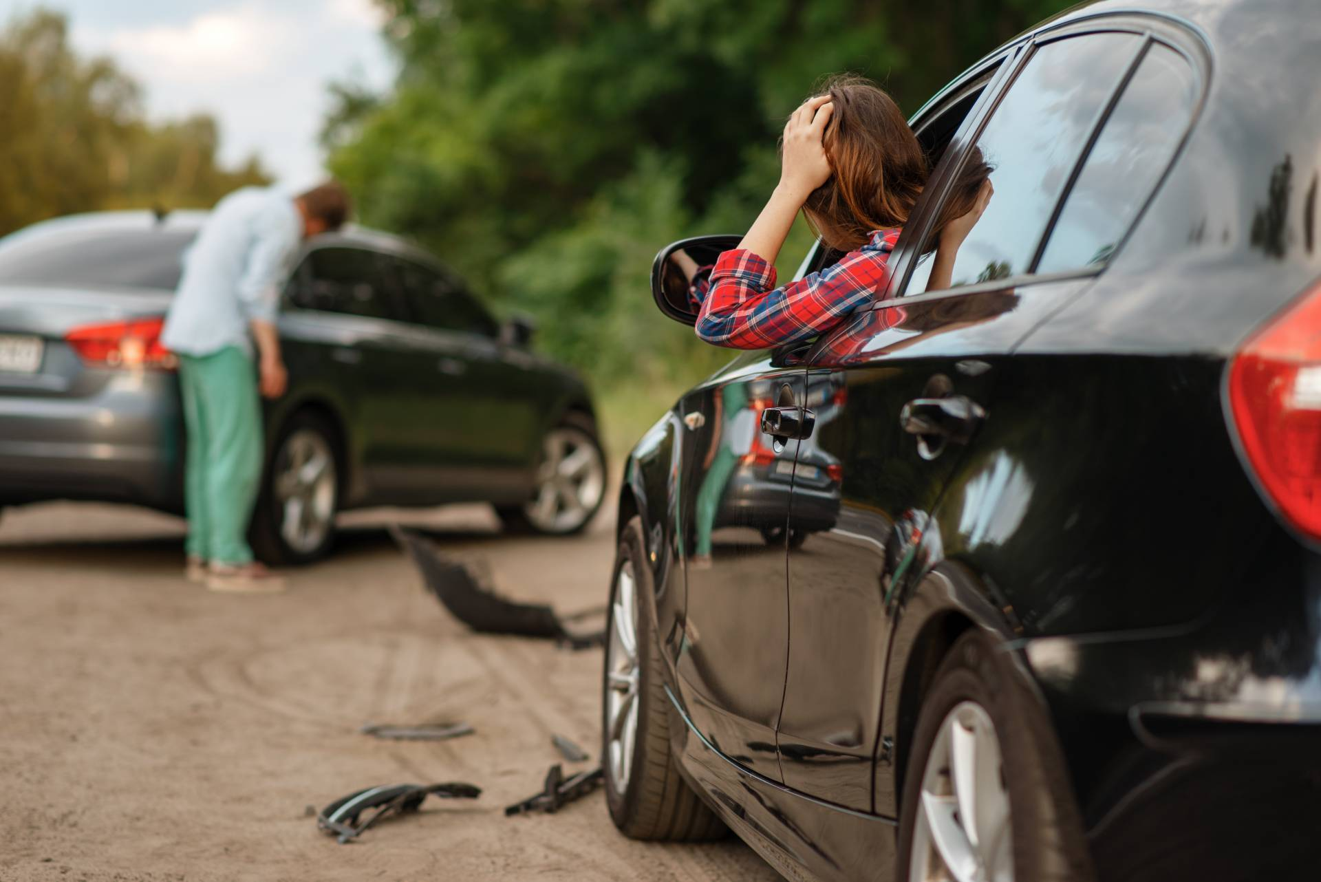 The Angell Law Firm provides a plethora of reasons why you may be in a car accident.
